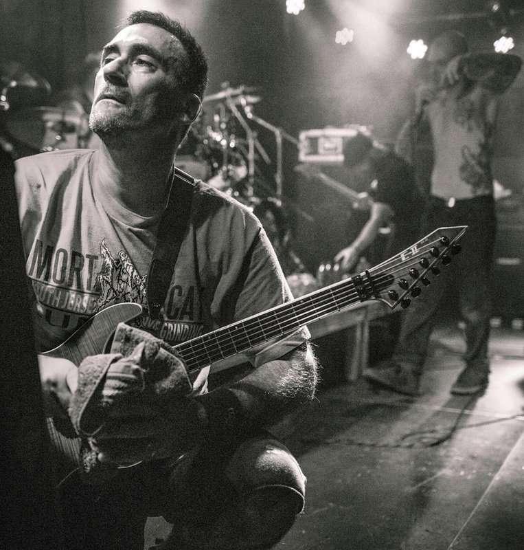 Internal Bleeding band biography Chris Pervelis