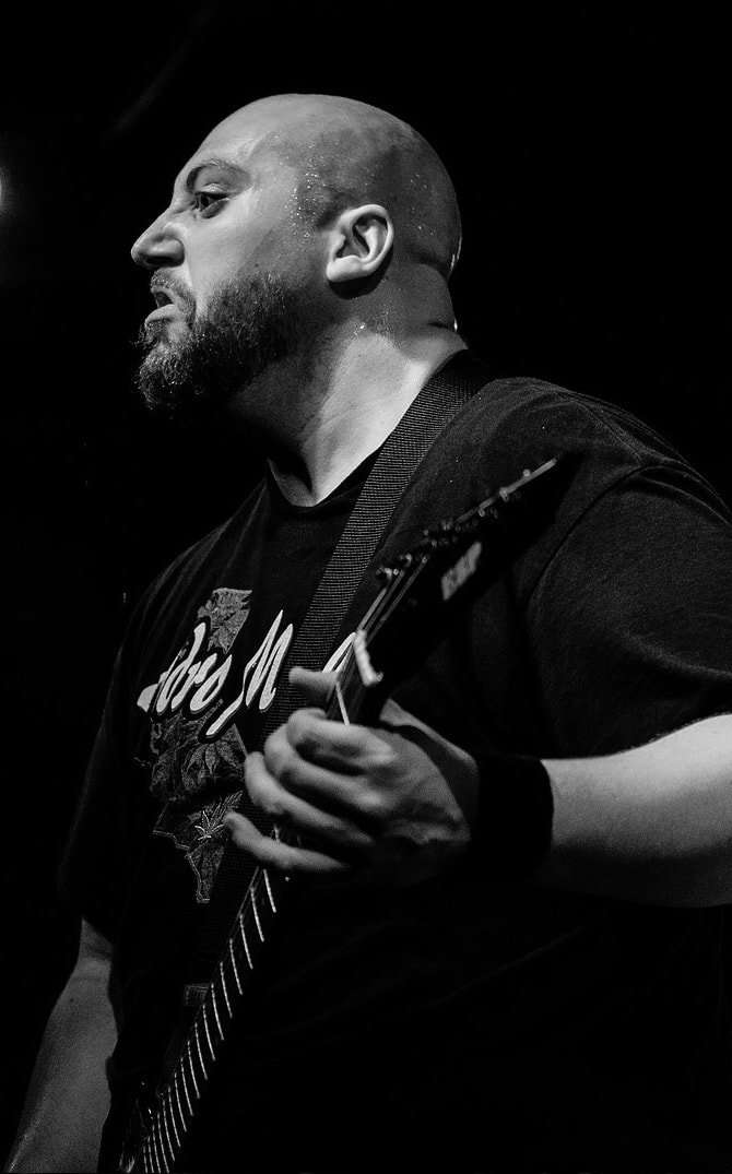 Internal Bleeding band biography Chris McCarthy